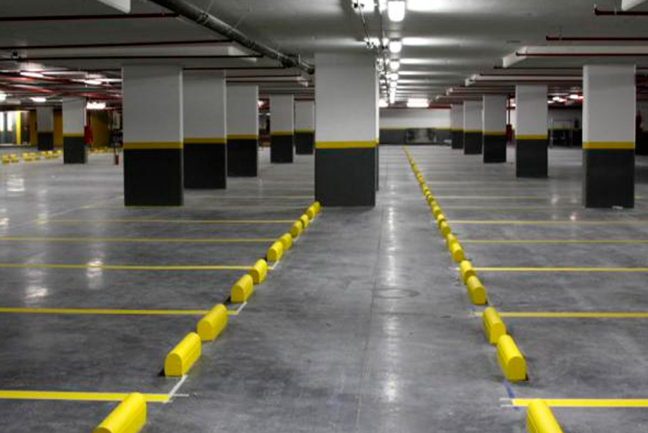Ecological Underground Parking Project