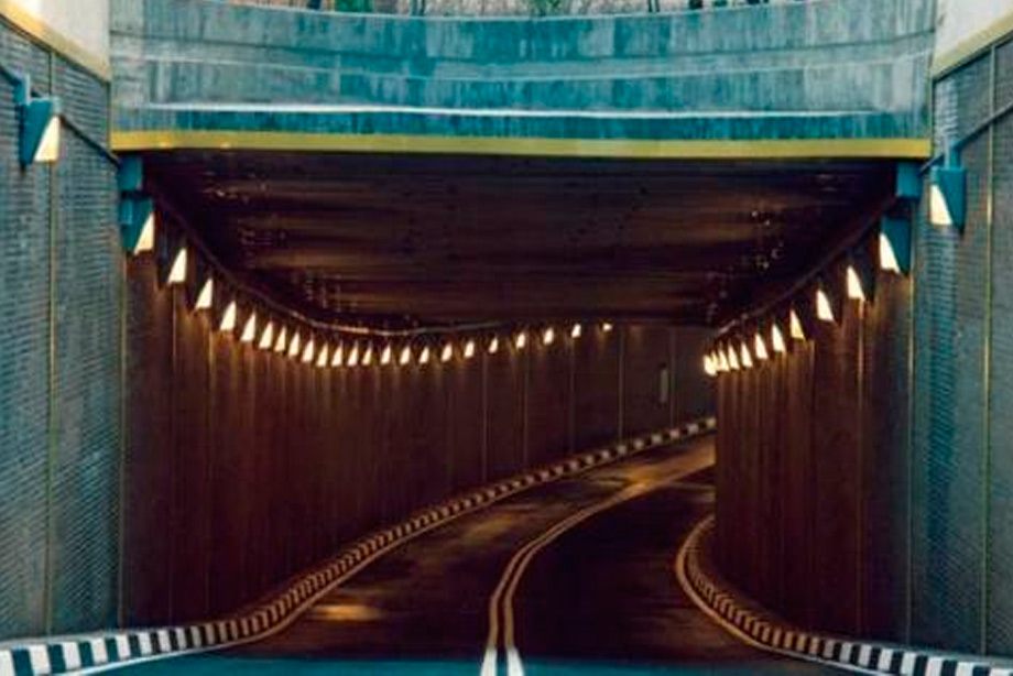 Infrastructure Project Road Tunnel